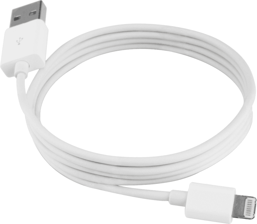 check iphone USB cable