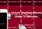 How To Unlock If iPhone Is Disabled