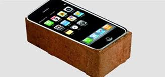 brick iPhone