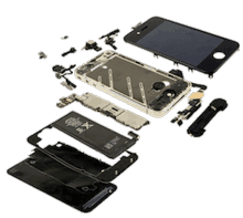 iPhone Teardown hardware