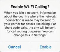WiFi Calling On This Phone