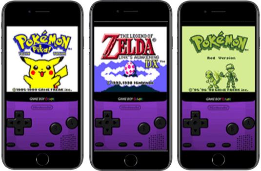 Pokemon Zelda GBA4iOS ROMS Download