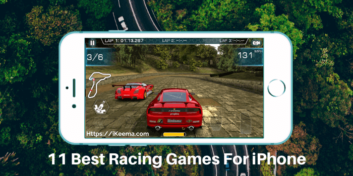 11 Best Racing Games For iPhone And iPad