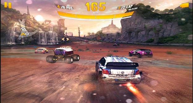 Asphalt Xtreme iPhone Racing Game 2020