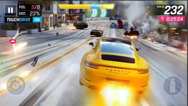 Asphalt9 Legends Best iPad Racing Game