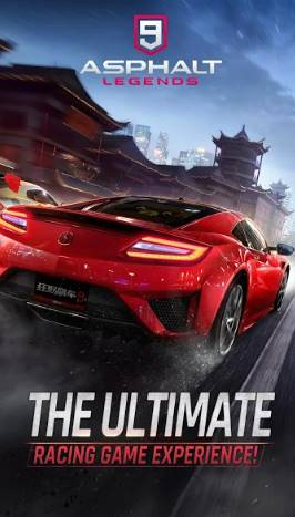 Asphalt9 Legends Best iPhone Racing Game