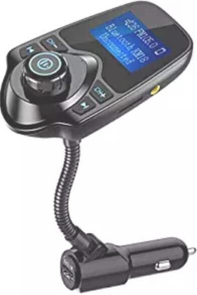 FM Transmitter For iPhone To Connect To Car