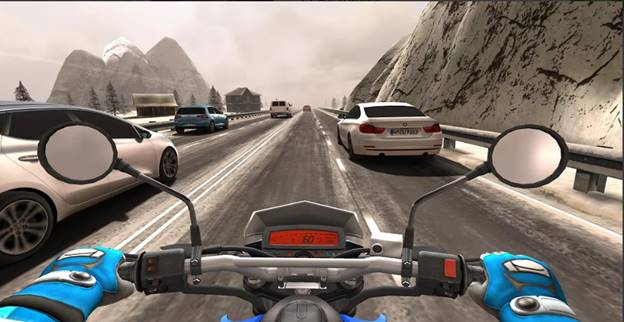 Grid Autosport Moterbike Racing Game iPhone