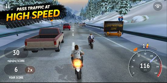 Highway Rider Top iOS Game App
