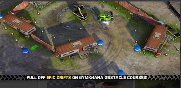 Reckless Racing 3 Best iOS Drift Gaming